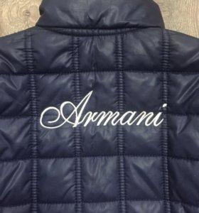 Куртка на мальчика, Armani