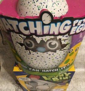 Hatchimals-интерактивная игрушка
