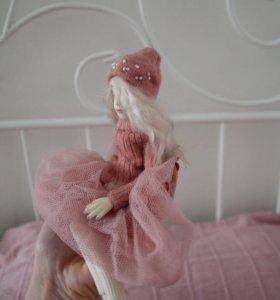 Шарнирная куколка Bjd