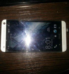 На запчасти HTC m8
