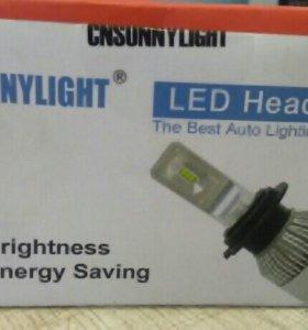 Лампочки лэд H1