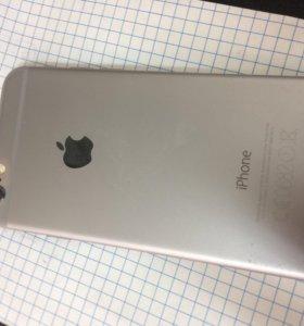 Айфон 6 с отпечатком.