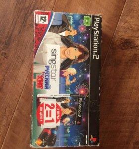 Sing star на PlayStation 2