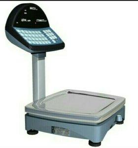 Весы штрих М 5 электронные настольные