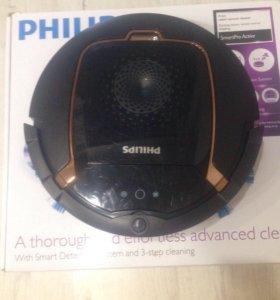 Робот-пылесос Philips 8820 SmartPro Active
