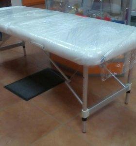 Массажный стол Т-АТ002В облегченный