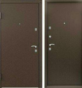 Дверь металл б/у