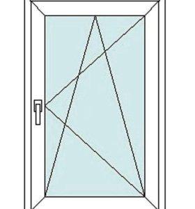 Пластиковые окна бу, окна в наличии