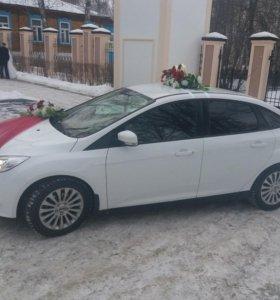 Автомобиль на свадьбу