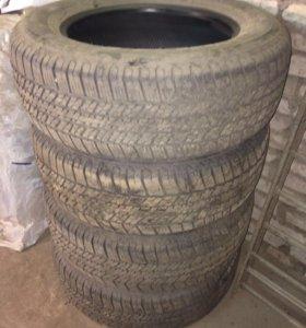 Шины автомобильные Bridgestone Dueler 265/60R18