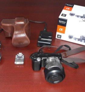 Фотоаппарат Sony Nex5D