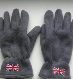Перчатки новые флис