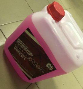 Антифриз -65, для систем отопления