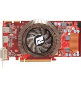 Видеокарта PowerColor ATI Radeon AX4850 1,0Gb