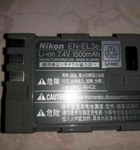 Аккумулятор никон