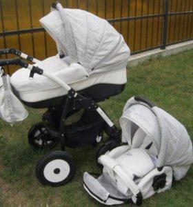 Модульная коляска indigo 3в1