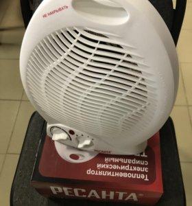Тепловентилятор 2 кВт