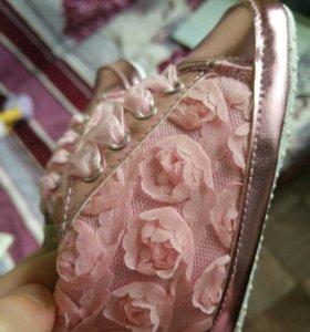 Нарядные ботиночки 13 см
