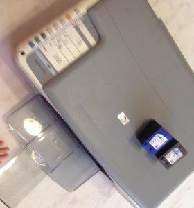 мфу( принтер сканер копир)
