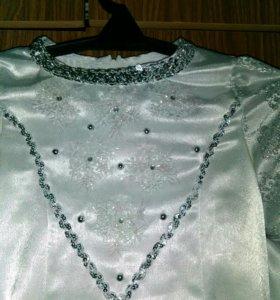 Новогоднее платье,,Зимушка,,