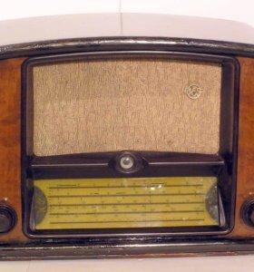 Ламповый радиоприемник Балтика Р3-1