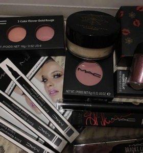Косметика MAC / kylie / Huda Beauty / chanel