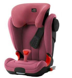 Новые кресла Britax Romer