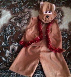 продам детский новогодний костюм собачки