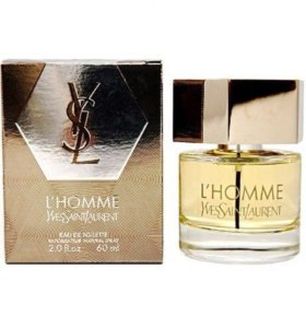Yves Saint Laurent L'Homme 60ml