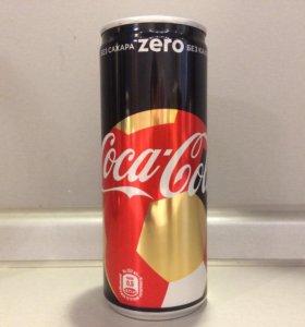 Coca-Cola Zero лимитированная серия