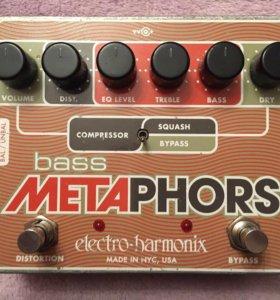 Басовый преамп Electro-Harmonix Bass Metaphors