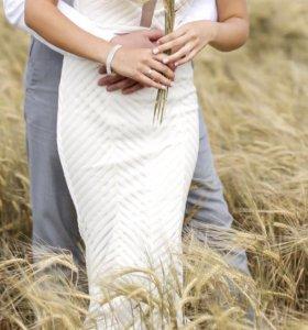 Свадебное (выпускное) платье