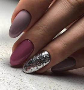 Наращивание ногтей/покрытие shellac