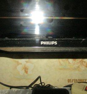 Телевизор PHILIPS  46PFL3208T/60 LED  117см