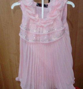Платье детские