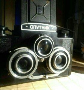 Фотокамера-стерео ,,Спутник,,