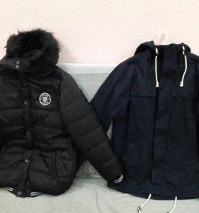 Куртки, зима и осень