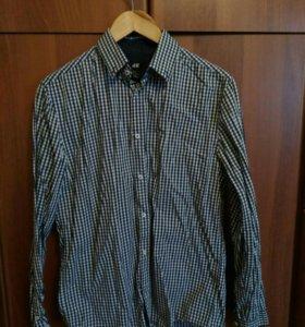Приталенная рубашка H&M