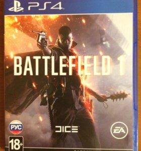 PS4 Batlefield 1