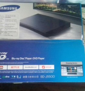 Blu Ray SAMSUNG 3D