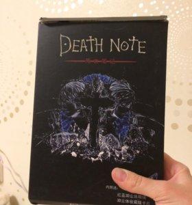Тетрадь Смерти, коллекция аниме