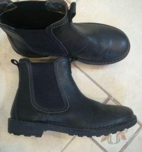 Ecco ботинки женские