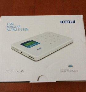 GSM Сигнализация Kerui G18