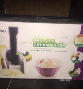 Аппарат для фруктового мороженного и сорбета.