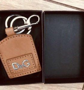 Брелок для ключей D&G