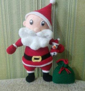 Санта Клаус!🎅