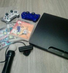 Игровая приставка PS 3.
