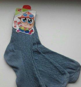 Носки на мальчика летние