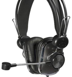 Наушники SVEN AP-600 c микрофоном новые доставка