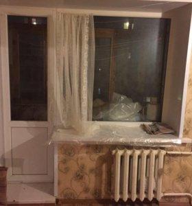 Квартира, 1 комната, 30.8 м²
